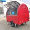 YG-LSS-01 Chinese Manufacturers Europe Catering trailer,Food Trucks, Mobile Food Trailer Used Food Trucks For Sale In Germany CE