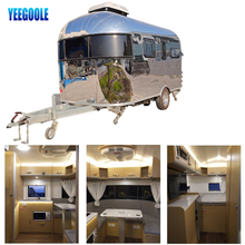 YG-TZ-66L High Quality China RV Motorhome ,Camper Trailer ,Travel Caravans Factory Direct Sale