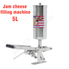 Spanish Churros Maker Churros Machine Churros Filling Machine Jam Filling Machine Deep Fryer Spanish Fritters Jam box