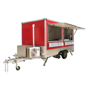 YG-FPR-04 Hot Sale Mobile Multifunctional Street Food Snack Car,fast Food Vans,electric Food Truck