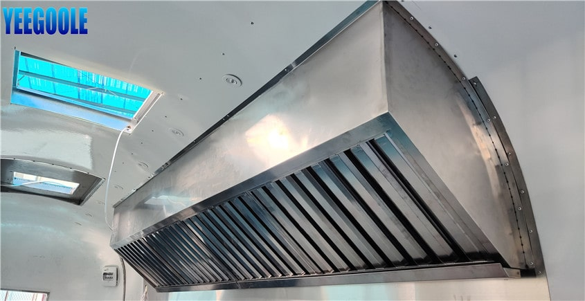 Range Hood,Size Can Be Customized