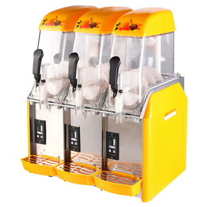 Slush Machine Snow Melting Machine Snow Machine Fruit Puree Machine Ice Shaver Machine