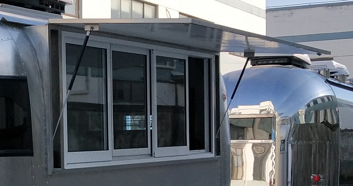 Sliding Window (tempered Glass),Canopy Cloth Retractable