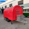 YG-LSS-02 Churros Fast China Food Trailer, Mobile Restaurant Food Van for Sale