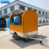 YG-FPR-02 Churros Fast China Food Trailer, Mobile Restaurant Food Van for Sale