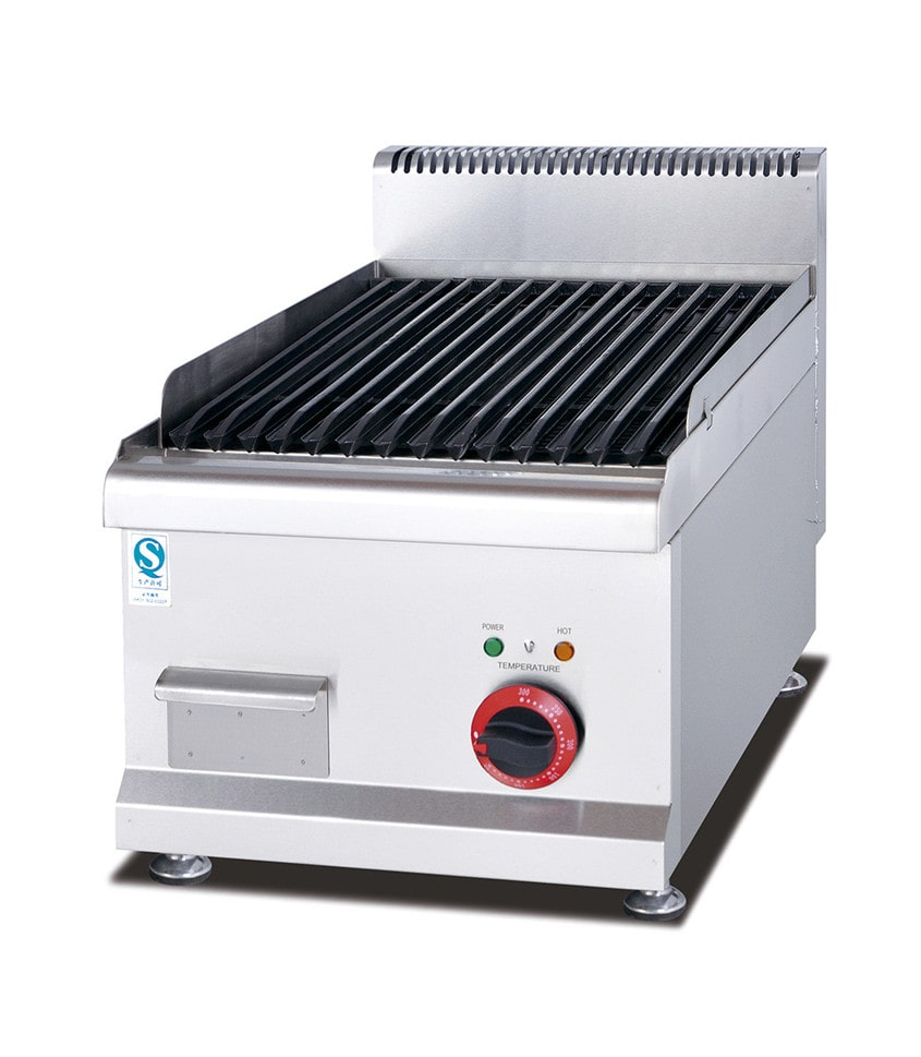 Luxury Style Volcanic Rock Grill,Gas Lava Stone Barbecue Stove,gas Lava Rock Grill